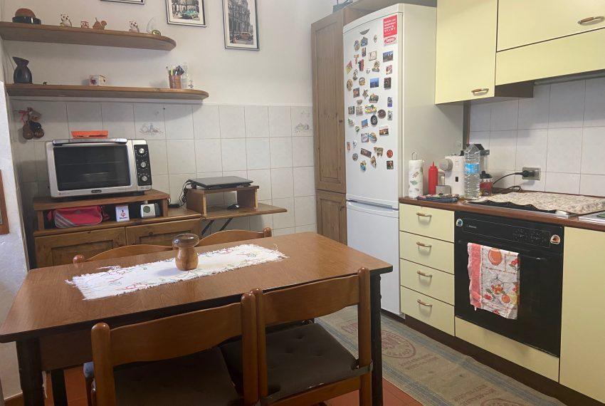 cucina abitabile casa indipendente Calco