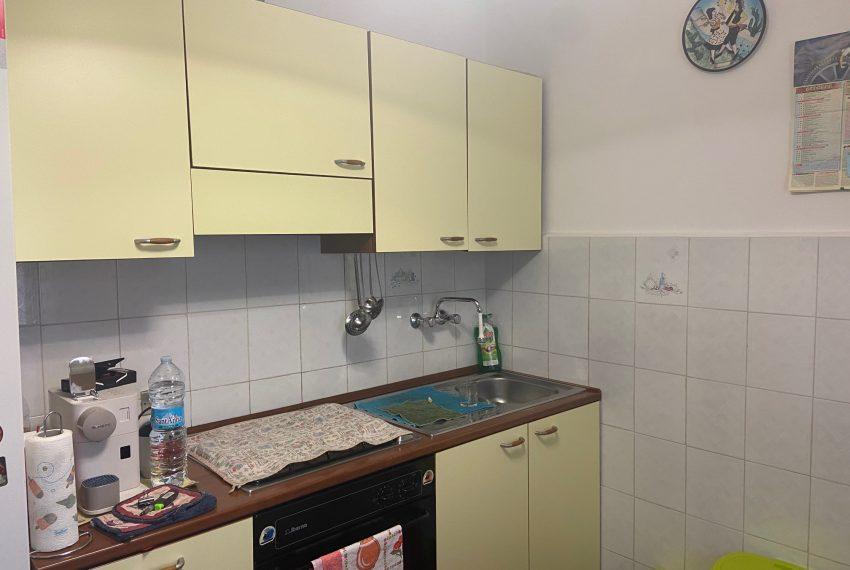 parete attrezzata cucina abitabile casa indipendente Calco