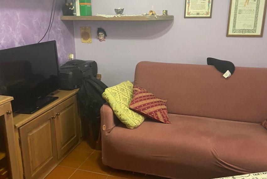 soggiorno casa indipendente Calco
