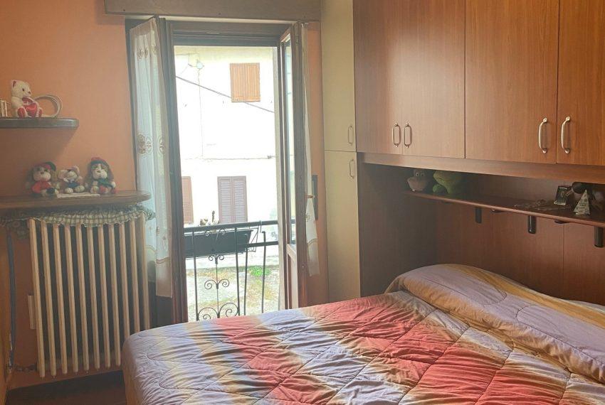 camera matrimoniale casa indipendente Calco