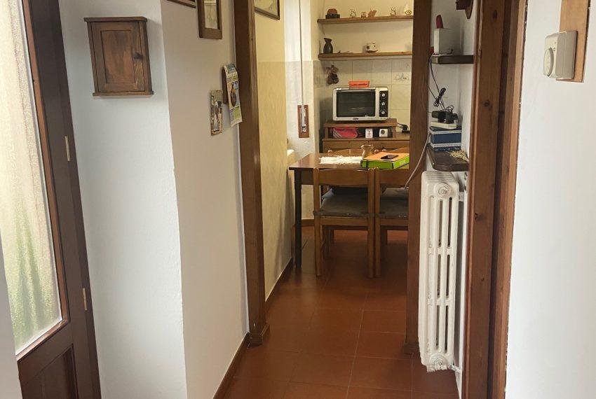 corridoio casa indipendente Calco
