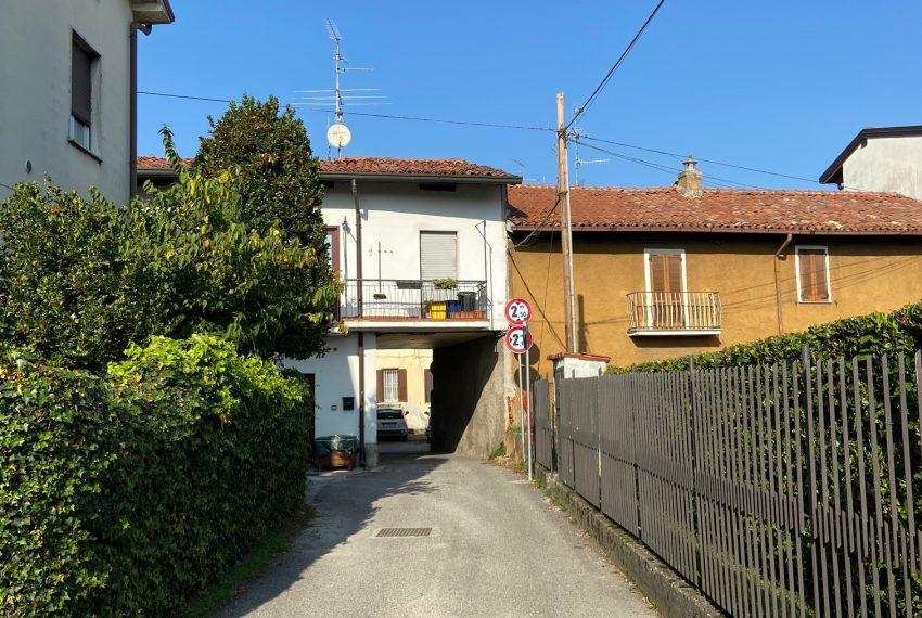 ubicazione casa indipendente Calco