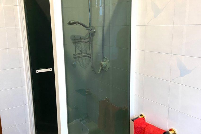 dettaglio box doccia bagno padronale
