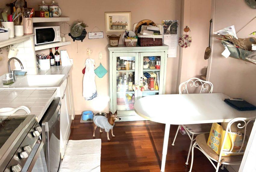 cucina abitabile separata